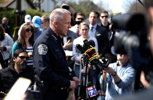 "Austin police chief says ""He will continue to ticket and arrest """