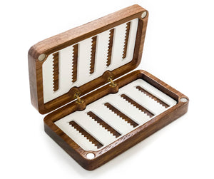 The Redwood Fly Box