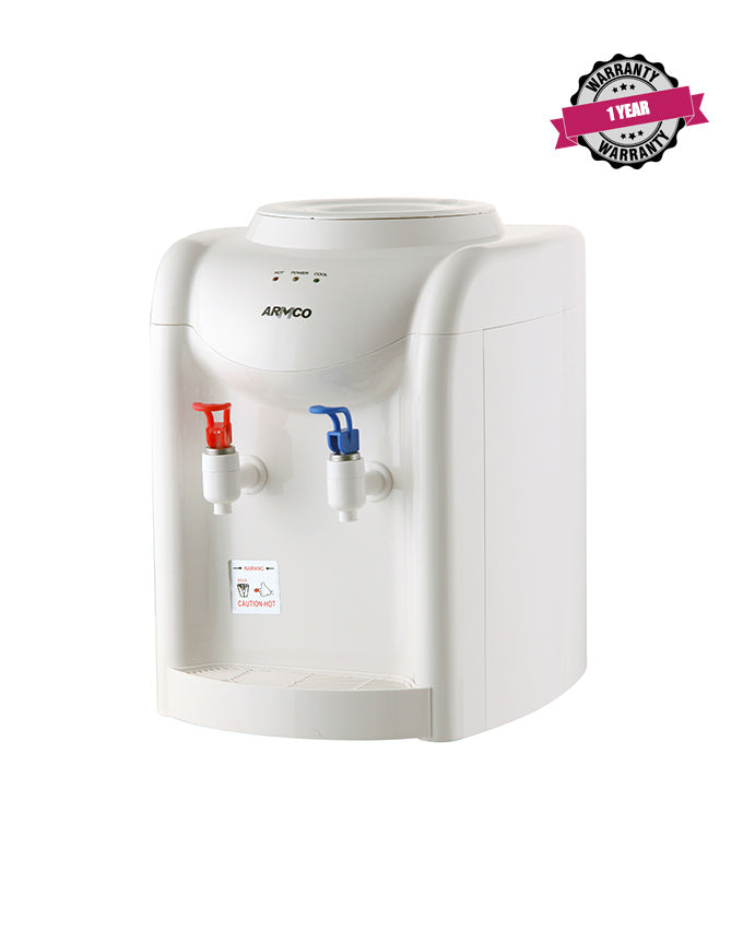ARMCO AD-14THN(W) Water Dispenser, Hot & Normal, White.