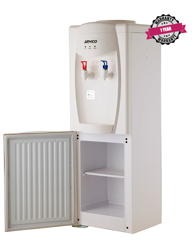 ARMCO AD-16FHN(W) - 16L Water Dispenser, Hot & Normal, White.
