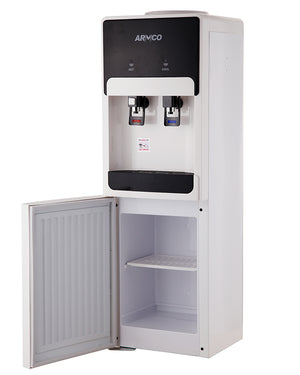 ARMCO AD-17FHE(W) - 16L Water Dispenser, Hot & Electric Cooling, White.