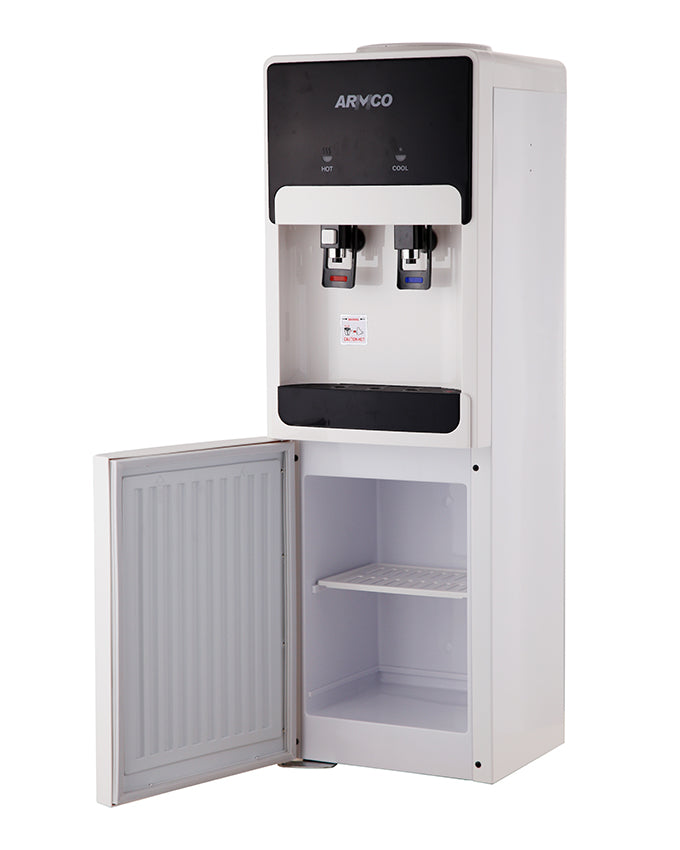 ARMCO AD-17FHN(W) - 16L Water Dispenser, Hot & Normal, White.