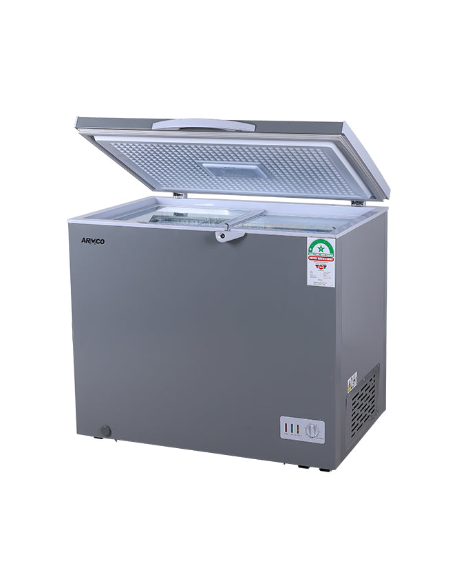 ARMCO AF-C13(K) - 131L, Step-In type Chest Freezer
