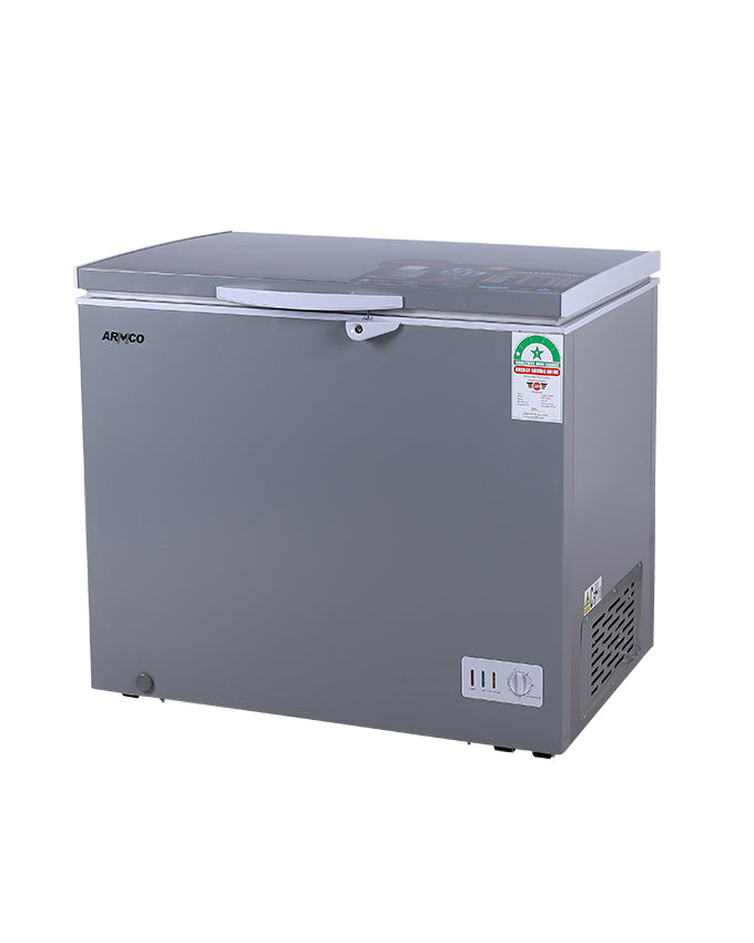 ARMCO AF-C22(K) - 190L, Chest Freezer.