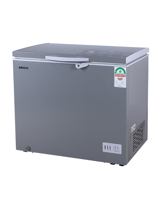 ARMCO AF-C26(K) - 230L Chest Freezer, Cool Pack