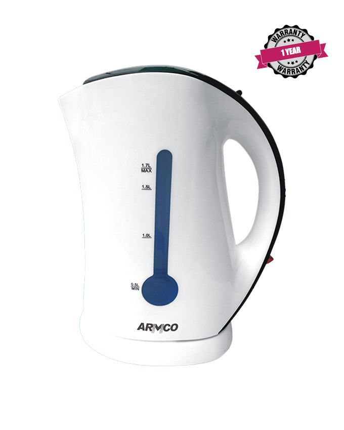 AKT-162WD(W) - 1.7L Electric Kettle - White