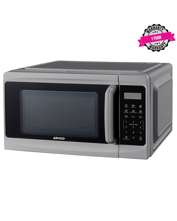 ARMCO Microwave AM-DS2033(SL) in Kenya 20L Digital Microwave Oven, 700W, Silver