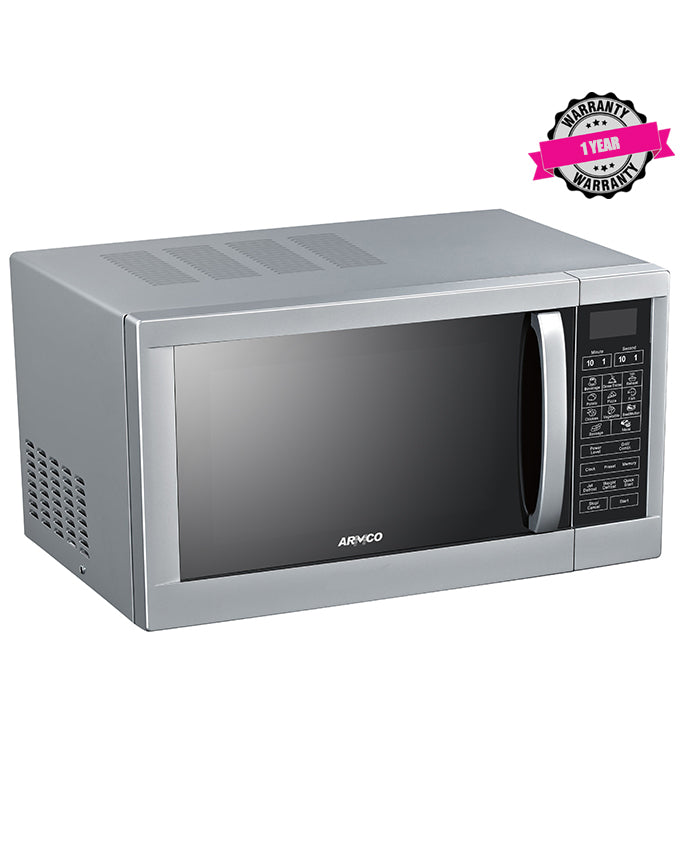 ARMCO Microwaves AM-DG3043(AS) in Kenya 30L Digital Microwave Oven - Silver