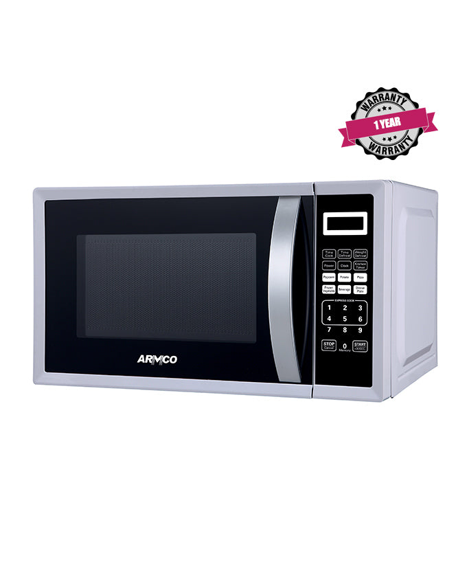 ARMCO Microwave AM-DS2043(WW) in Kenya 20L Digital Microwave Oven, 1000W, White