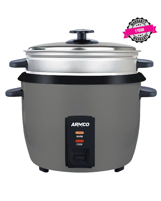 ARC-220TS - 2 in 1 Rice Cooker and Steamer