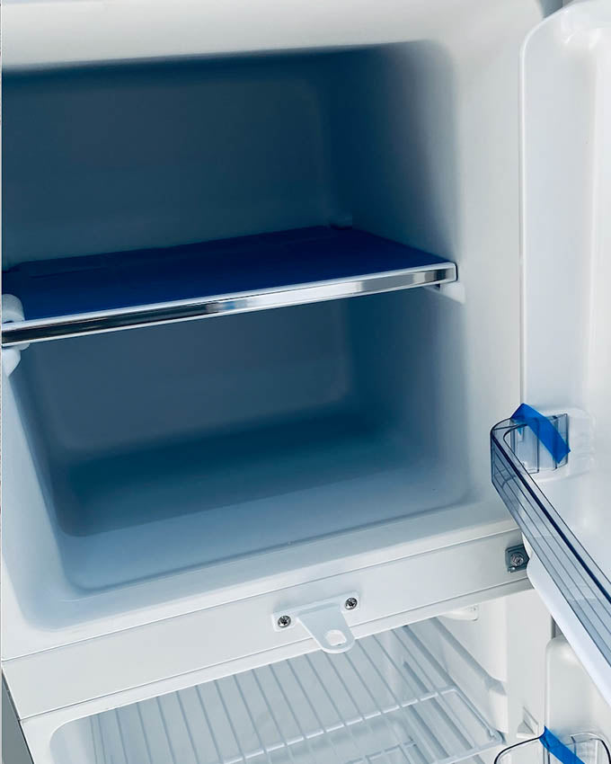 ARMCO ARF-D198(SL) - 138L Refrigerator, COOLPACK - Silver