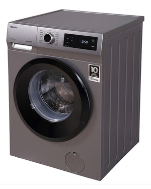 TOSHIBA TW-BJ80S2GH(SK) - 7.0 Kg Automatic - Front Load Washing Machine
