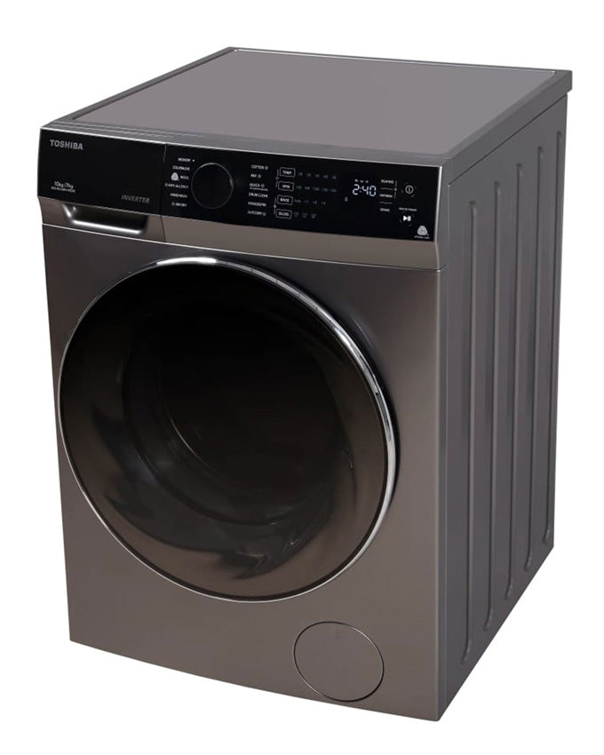 TOSHIBA TW-BK110M4GH(SK) - 10 Kg Automatic - Front Load Washing Machine.
