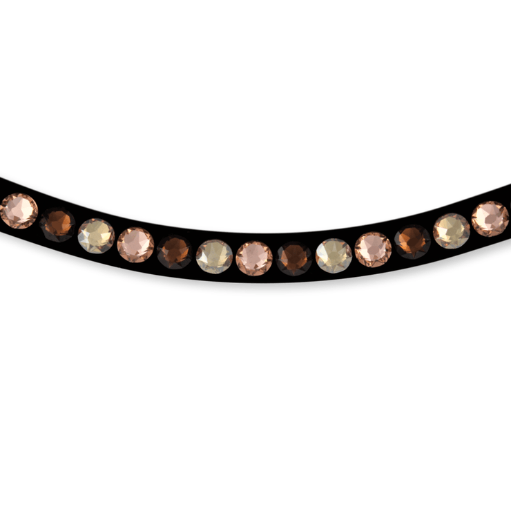 Classic Brown Bling Swing - MagicTack.com