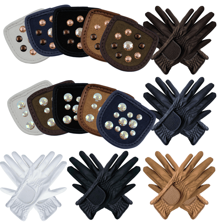 MagicTack Gloves Starter Set Classic Brown