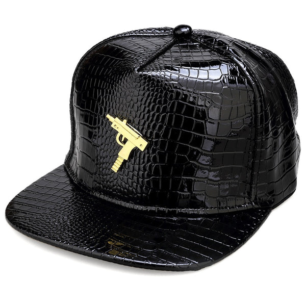 Gun Full Cap Baseball Hats Snapback Perfect For Rapper