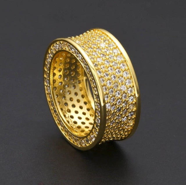 Gold Silver Ring lovely gift