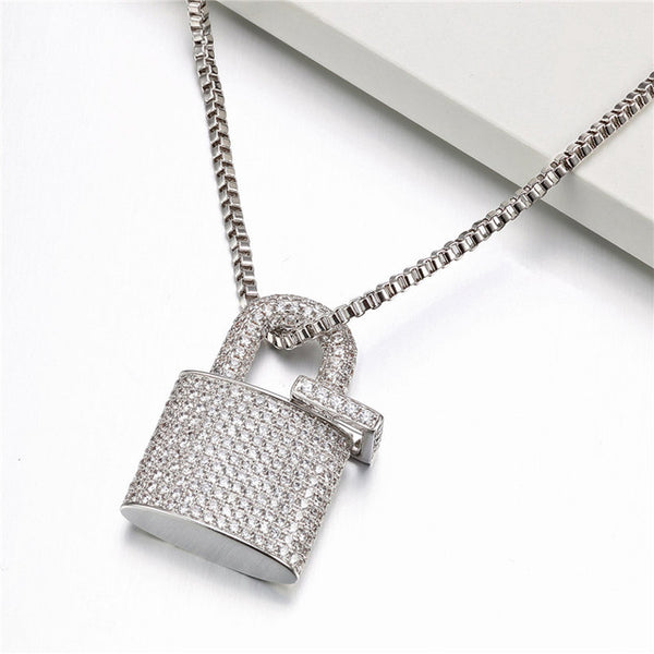Crystal Necklace Christmas Gift