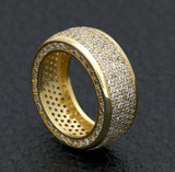 Gold Filled Special Design Unique Ring