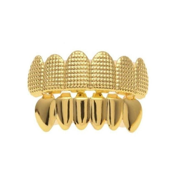 Classic GRILLZ Caps Top & Bottom Set Special Colors