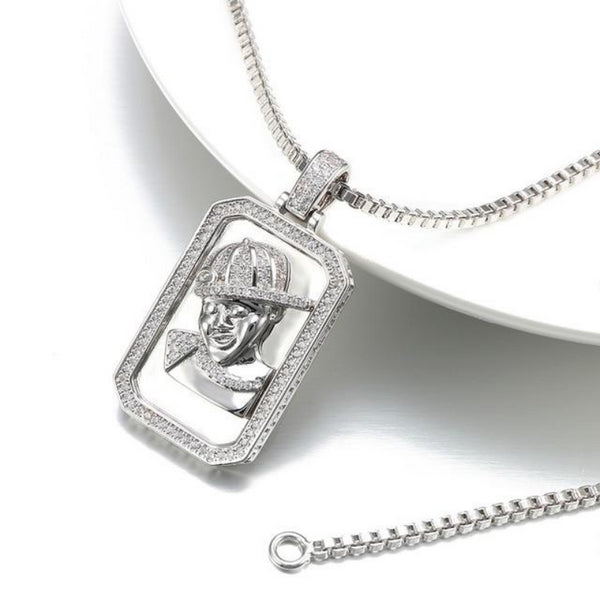 Basketball Fegur CZ Stone Pendants Perfect Gift For Fans