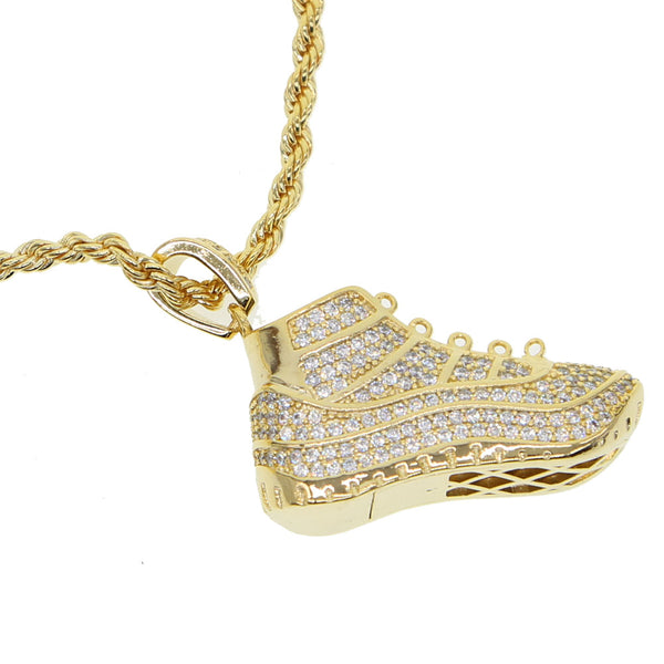 Special shoes necklace very unique