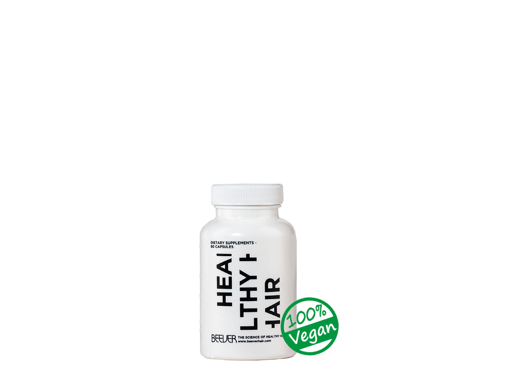 Healthy Hair Protein Supplements - Hair-Skin-Nails dietary essential vitamins and minerals