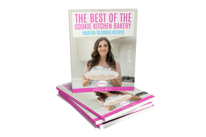 The BEST Of The Cookie Kitchen Bakery recipe book (DIGITAL COPY)