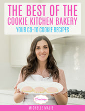 Load image into Gallery viewer, The BEST Of The Cookie Kitchen Bakery DIGITAL recipe book