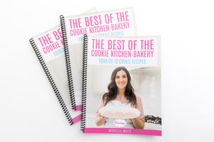Recipe book bundle - Digital + Hard Copy