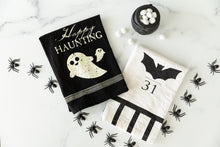 Load image into Gallery viewer, Halloween Dish Towel Set