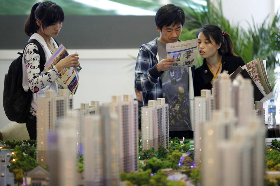 Chinese begin investing in Turkish real estate market!