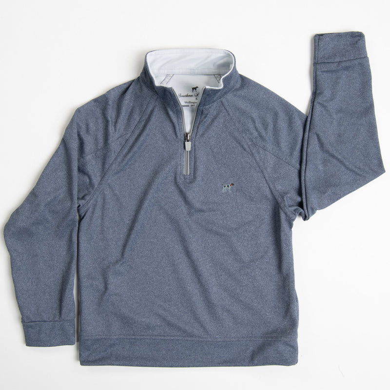 Youth Blue Night Wellington Pullover