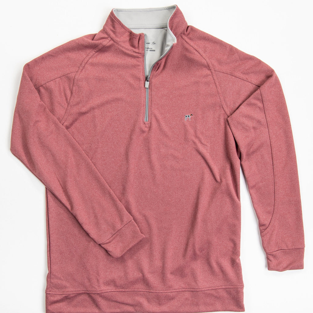 Youth Crimson Wellington Pullover