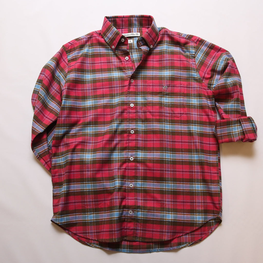 Raspberry Flannel