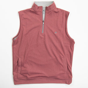Crimson Wellington Vest