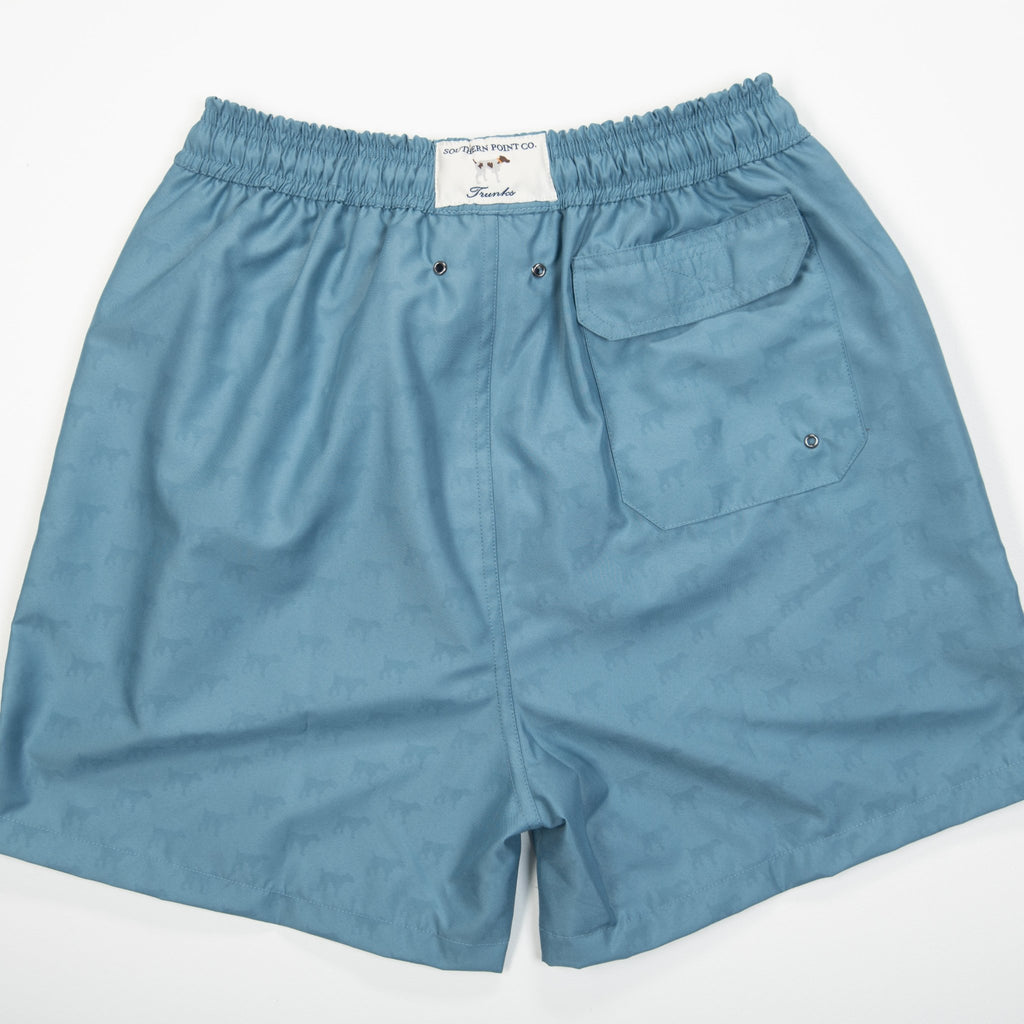 Youth Bluestone Water Activated Trunks