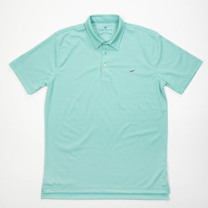 Performance Polo- Beach Glass
