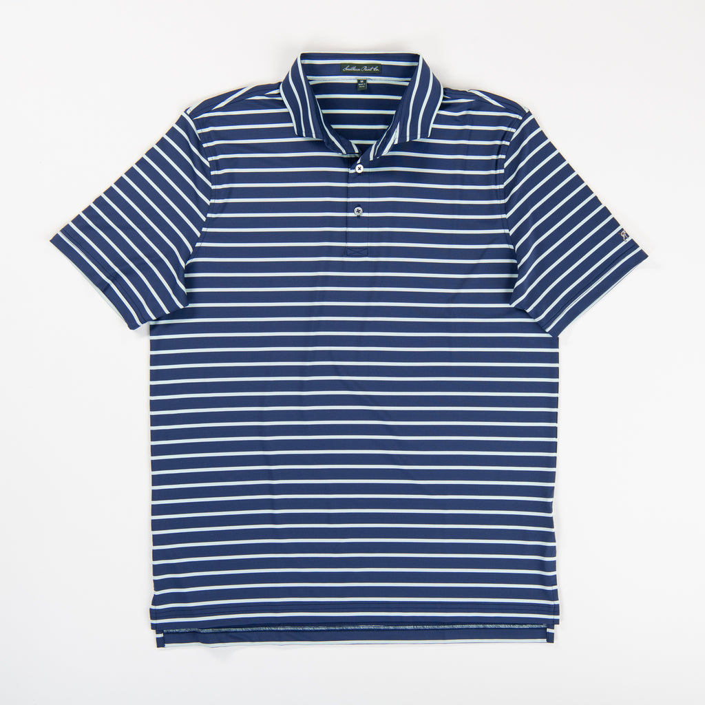 Performance Polo - Captain's Blue