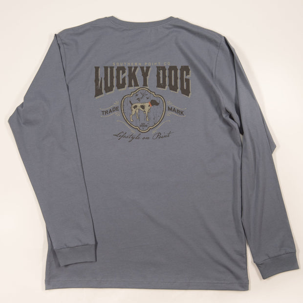 Youth Lucky Dog - Slate