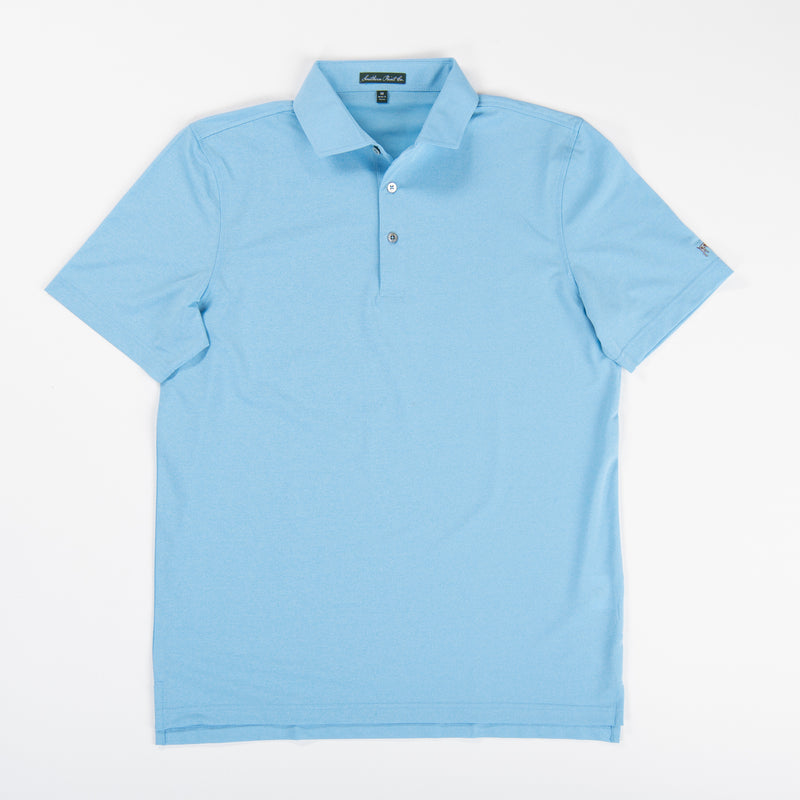 Performance Polo - Sky Blue
