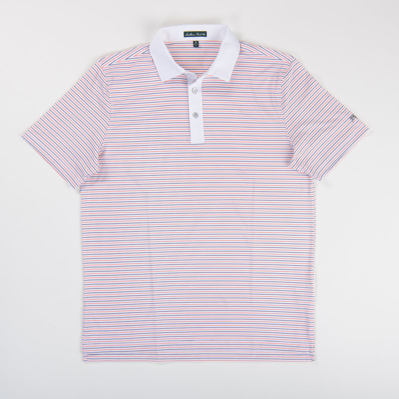 Youth Performance Polo - Orange