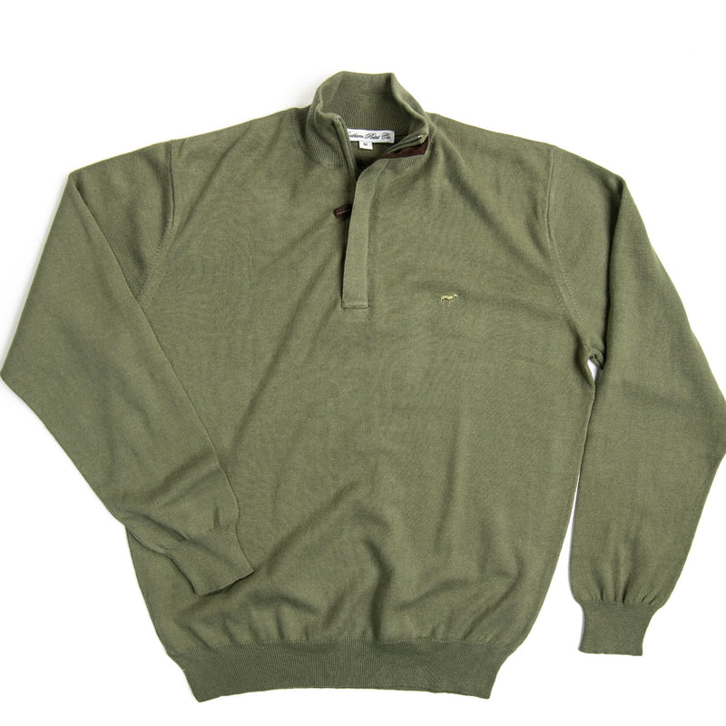Loden Green Hayward Quarter Zip
