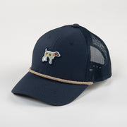 Corded Trucker Hat