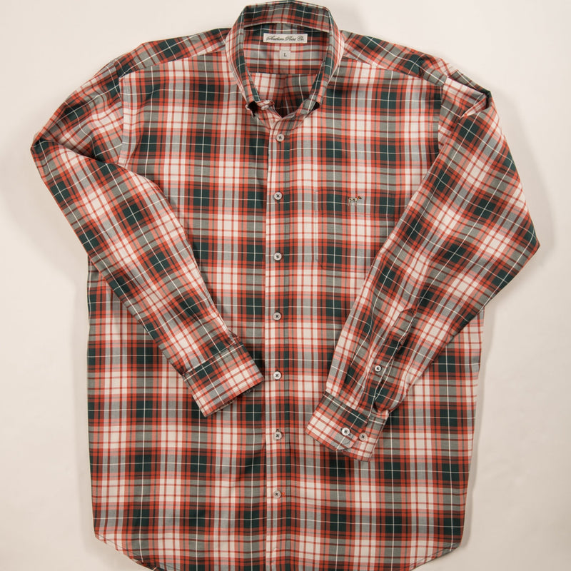 Youth Fall Plaid