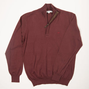 Wine Hayward Quarter Zip