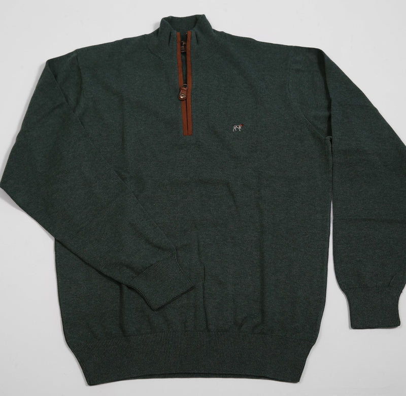 Field Green Hayward Quarter Zip