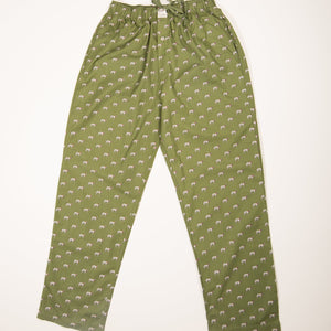 Youth Olive Lounge Pants