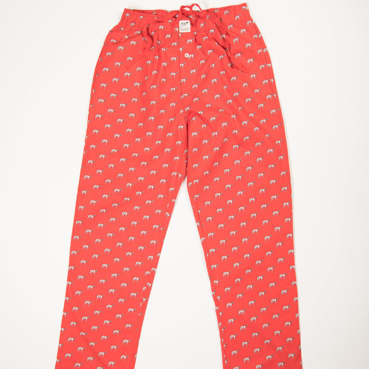 Youth Red Lounge Pants