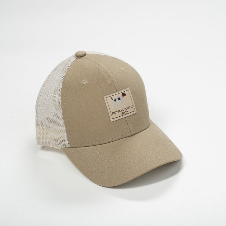 Canvas Trucker Hat
